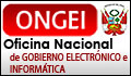 Oficina Nacional de Gobierno Electrónico e Informática